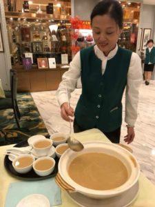 香港薬膳スープ